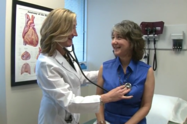 Image for Women's Heart Center on KXAN