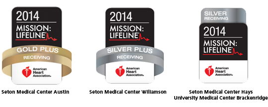 Mission Lifeline awards from American Heart Association