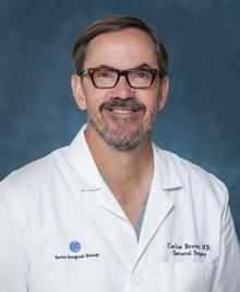 Carlos V. Brown, MD, FACS