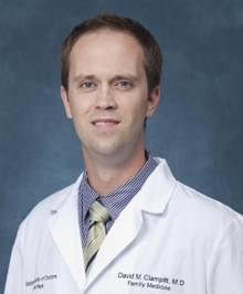 David Michael Clampitt, MD
