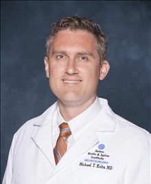 Michael Thomas Koltz, MD, FAANS