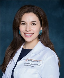 Christina Alicia Salazar, MD