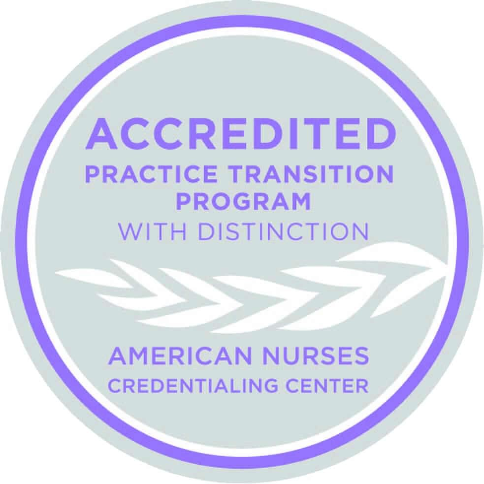 Accreditation Seal by American Nurses Credentialing Center