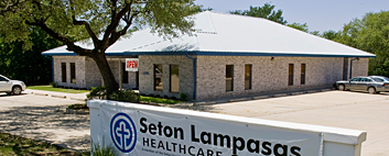 Seton Lampasas Healthcare Center