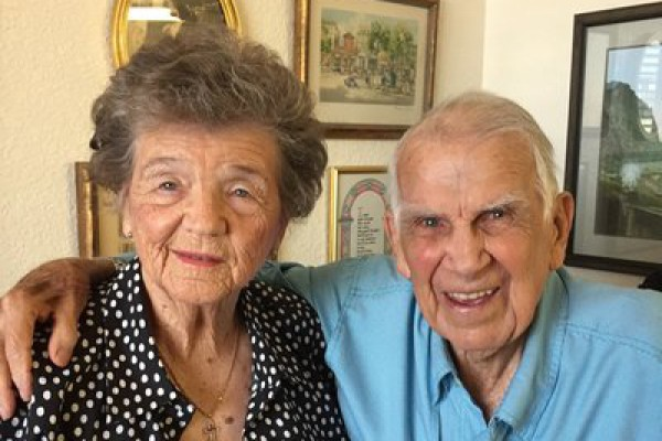 Image for After 50 Years, Couple's Dream Comes True