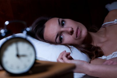 If you're having trouble adjusting to daylight saving time, try establishing a routine bedtime and stick to it.