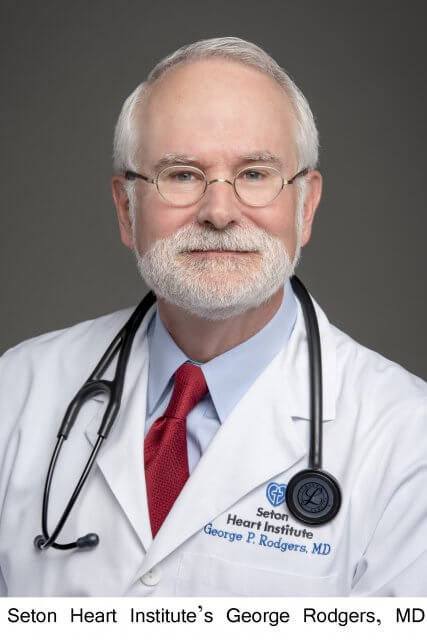 Ascension Seton doctor receives top cardiology honor