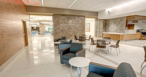 Dell Seton Medical Center Cafeteria