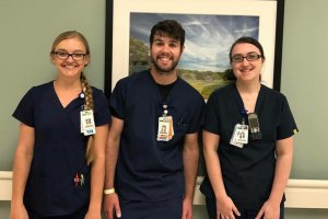 nurses at seton medical center austin