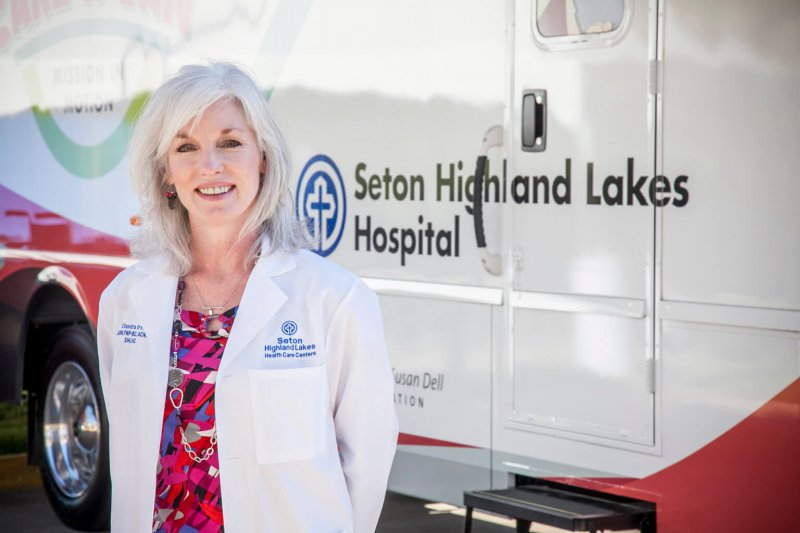 Transforming Lives with the Ascension Seton Highland Lakes