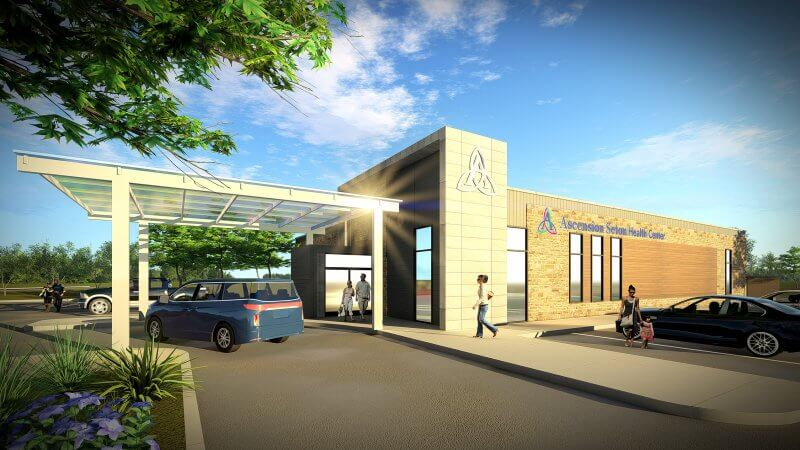 Ascension Seton to open first medical campus of its kind in