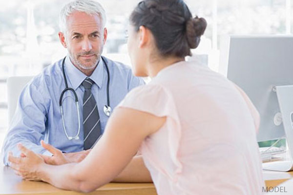 patient doctor consultation